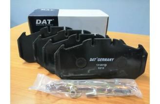 Brake Pad Set - DAT® Parts For MAN Truck : 81 50820 5072