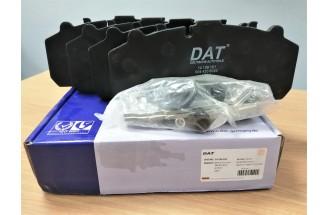 Brake Pad Set - DAT® Parts For Mercedes Benz : 004 420 6020
