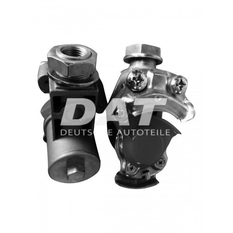 Manual Air Hose Coupling